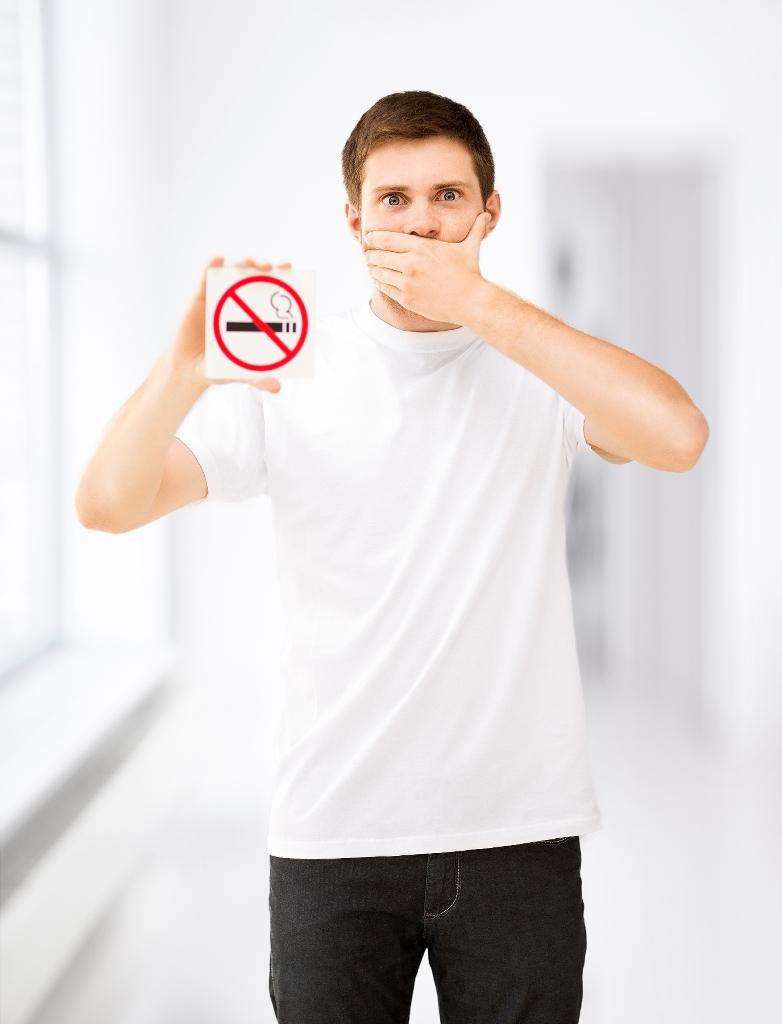 Distaste Smoking